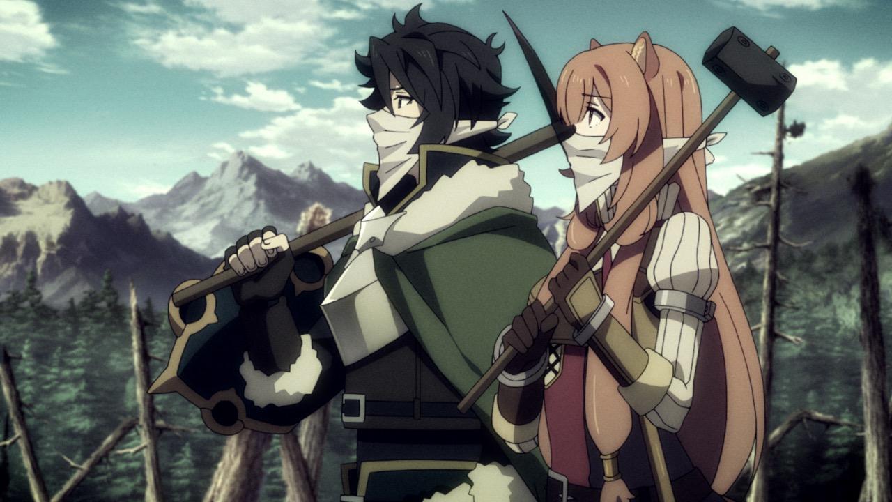 TVアニメ『盾の勇者の成り上がり』